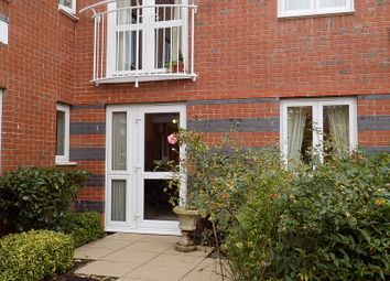 Thumbnail 1 bed flat for sale in Chatsworth Court, Ashbourne Derbyshire