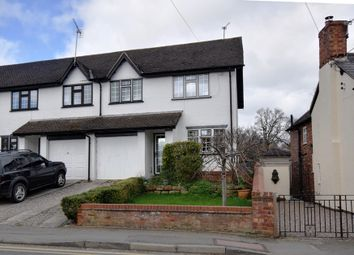 Thumbnail 3 bed end terrace house for sale in Bunbury Court, Tarporley, Cheshire
