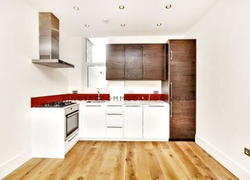 Thumbnail 4 bed flat to rent in Railton Road, London