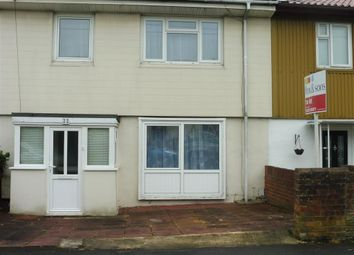 Thumbnail 3 bed property to rent in Hatherley Road, Cosham, Portsmouth