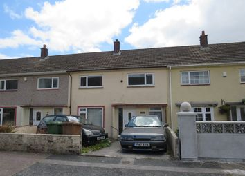 Thumbnail 3 bed terraced house for sale in Goodwin Avenue, Plymouth