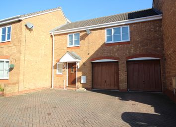 Thumbnail 2 bed mews house to rent in Marshfield, Dickens Heath, Solihull, West Midlands