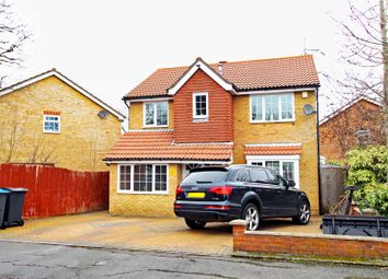 Thumbnail 5 bed detached house for sale in Chelsea Close, Worcester Park