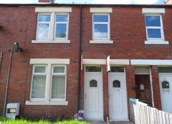 Thumbnail 2 bed flat for sale in Alexandra Road, Ashington