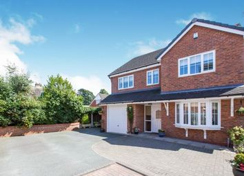 Thumbnail 5 bed detached house for sale in Limes Close, Haslington, Crewe, Cheshire