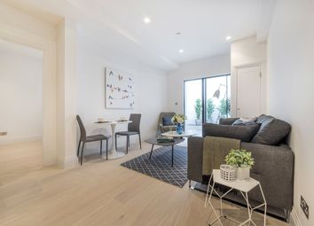Thumbnail 1 bed flat for sale in Bourlet Close, Fitzrovia, London