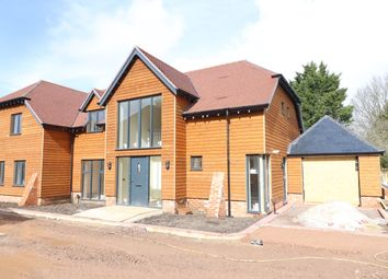 Thumbnail 3 bed detached house for sale in Steeple Court Barns, Church Lane, Botley, Southampton