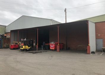 Thumbnail Warehouse for sale in Emlyn Street, Farnworth, Bolton