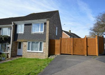 Thumbnail 3 bed end terrace house for sale in Marlborough Close, Waterlooville
