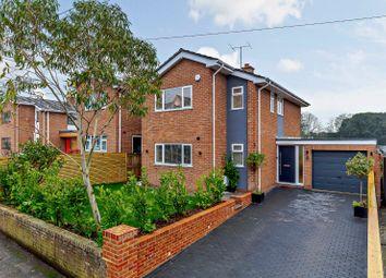 Barnardo Road, Exeter, Devon EX2. 3 bed detached house for sale