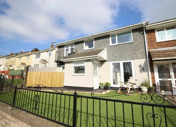 Thumbnail 4 bed end terrace house for sale in Wimbourne Rise, Cwmbran, Torfaen