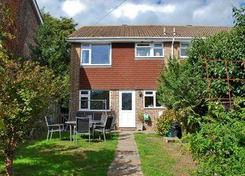 Thumbnail 3 bed terraced house for sale in Howlett Close, Lymington
