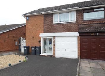 Thumbnail 3 bedroom semi-detached house for sale in Hilltop Drive, Hodge Hill, Birmingham