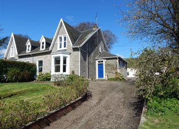 Thumbnail 4 bedroom semi-detached house for sale in Ardoch, Cardross, Dumbarton
