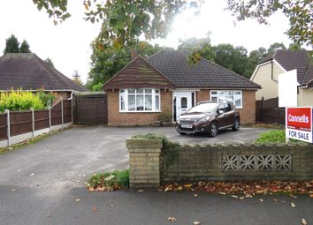 Thumbnail 2 bed detached bungalow for sale in Wood Lane, Wedges Mills, Cannock