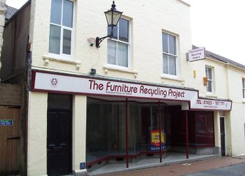 Thumbnail Retail premises for sale in John Street, Stroud