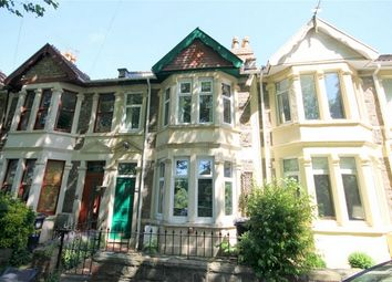 Thumbnail 4 bed terraced house for sale in Park Crescent, Whitehall, Bristol