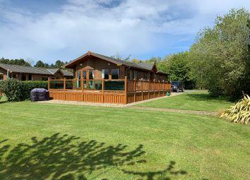 Thumbnail 3 bed lodge for sale in 1 Lake Garda, The Lakes, Far Grange, Y025