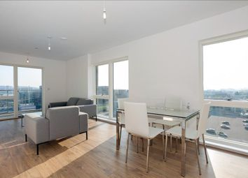 Thumbnail 2 bed flat to rent in Atlantis Avenue, London, London