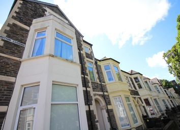 Thumbnail 1 bed terraced house to rent in Ruthin Gardens, Cathays, Cardiff