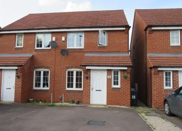 3 bed semi-detached house to rent in Market Garden Close, Thurmaston, Leicester LE4