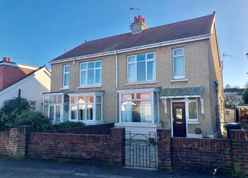 Thumbnail 3 bed semi-detached house for sale in Walton Road, Gosport