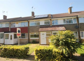 Thumbnail 4 bedroom terraced house to rent in Calder Vale, West Bletchley, Milton Keynes