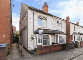 Thumbnail 3 bed semi-detached house for sale in Murray Street, Mansfield