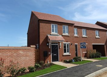 Thumbnail 2 bed end terrace house to rent in Wallin Road, Adderbury, Oxon