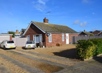 Thumbnail 2 bed detached bungalow for sale in Ascot Drive, Felixstowe