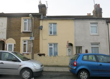 Thumbnail 2 bed terraced house for sale in Gardiner Street, Gillingham