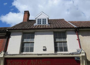 Thumbnail 2 bed flat for sale in Red Lion Street, Aylsham, Norwich