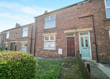 Thumbnail 2 bed terraced house for sale in Lister Avenue, Greenside, Ryton