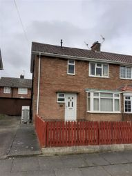 Thumbnail 2 bed semi-detached house for sale in Lingfield Green, Darlington