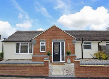 Thumbnail 3 bed semi-detached bungalow for sale in New Road, Bromham, Bedford