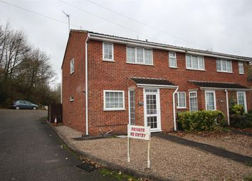 Thumbnail 2 bed end terrace house for sale in Hassock Lane South, Shipley, Heanor