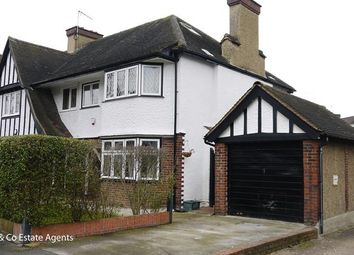 Thumbnail 4 bed end terrace house for sale in Links Road, Hanger Hill Garden Estate, West Acton, London