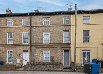 Thumbnail 2 bed flat to rent in Woodbridge Road, Ipswich