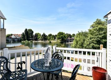 Thumbnail 2 bed flat for sale in Mallards Reach, Mill Lane