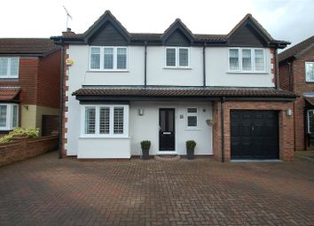 Thumbnail 5 bed detached house for sale in St. Leonards Way, Hornchurch