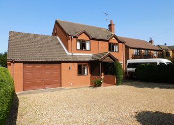 Thumbnail 3 bed detached house for sale in Church Lane, Newton, Wisbech