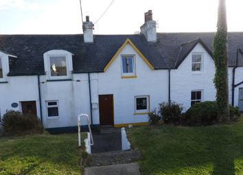 Thumbnail 1 bed cottage for sale in Laigh Street, Port Logan