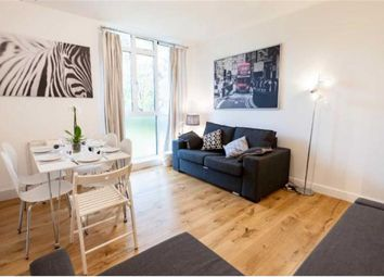 Thumbnail 1 bed flat to rent in Hallfield Estate, London