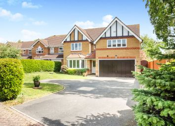 Thumbnail 4 bed detached house for sale in Ridge Close, Welton