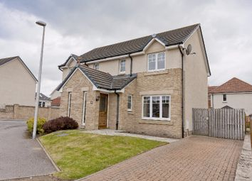 Thumbnail 3 bed semi-detached house to rent in Burnland Crescent, Westhill, Aberdeenshire
