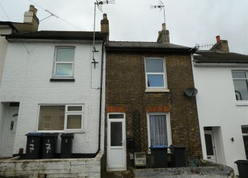 Oswald Place, Dover CT17. 2 bed terraced house for sale