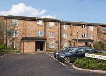 Thumbnail 1 bed flat for sale in Surrey Lodge, Wyke Road, Raynes Park