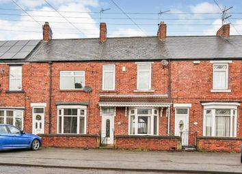 3 bed terraced house for sale in Manor Road, St. Helen Auckland, Bishop Auckland, Durham DL14