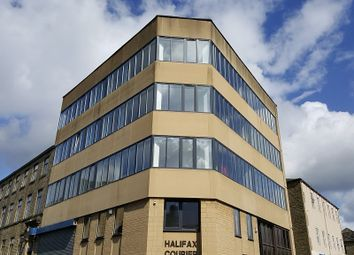 Thumbnail 2 bed flat to rent in Courier House, King Cross Street, Halifax