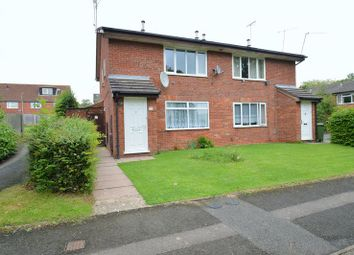 Thumbnail 1 bed flat for sale in Hawksbury Close, Redditch
